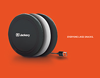 Jackery® Food For Your phone.