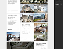 Midtown Architects - Joomla Template for Architects