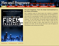 Fire and Fragrance Book Site