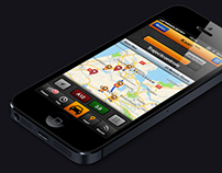 Flitsmeister iOS App (Unofficial Redesign)