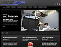Impact Media Website