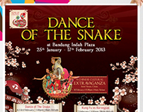 Bandung Indah Plaza | Dance Of The Snake
