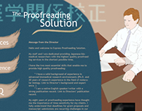 ExpressProofReading.com Web Design