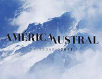 América Austral: Calendario 2013