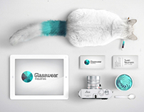 Glasswear Industries Identity