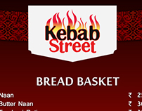 Kebab Street Menu
