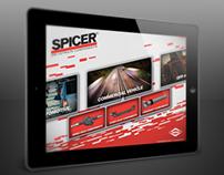 Spicer Aftermarket iPad App