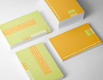 Arthouse3 Branding & Identity