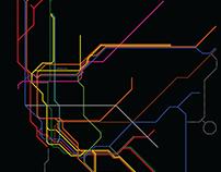 Subway Diagram