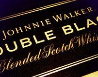 "Johnnie Walker ""Double Black Countdown"""