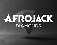 Afrojack Diamonds - cover