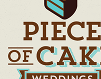 Piece Of Cake | Branding / Identity
