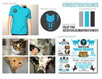 Forgotten Felines Branding