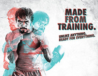 Nike - Made From Training
