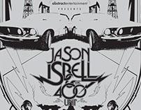 Jason Isbell - Gigposter