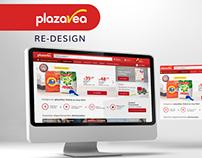 Plazavea Responsive Web Design