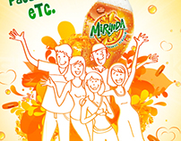 Mirinda - Friendship Contest