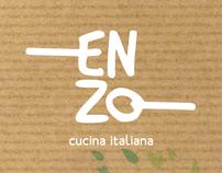 Logo & Identity - Enzo Cucina Italiana