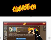 Chavoteca iOS App for Animated Series El Chavo del Ocho