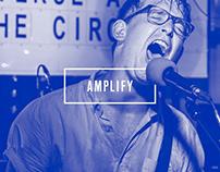 Amplify — Brand Identity