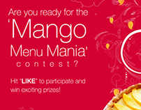 Slice - Mango Mania application creative