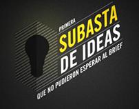 Subasta de Ideas