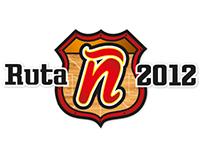 Ruta Ñ 2012