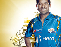 Sachin Tendulkar - Birthday promotion on facebook