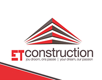 ET Construction Corporate Stationary