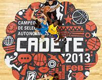 Campeonato de Selecciones Autonómicas Cadete 2013