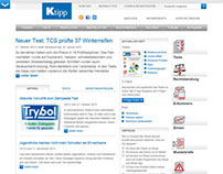 K-tipp Redesign