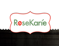 RoseKarie Website Design