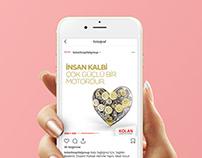 Kolan Group / Social media