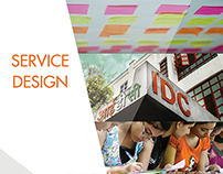 Service Design for IDC Admission Process