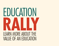 Education Rally