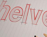 Helvetica Background