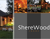 Shere Wood Lodge Website Design