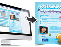 Boomerang - Cartoonito FB lead generation campaign