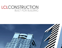LCL Construction Website Design