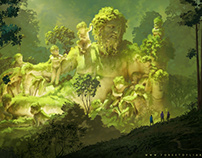 Forest of Liars - Remain of the ancient river