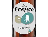 Beer Label Franco