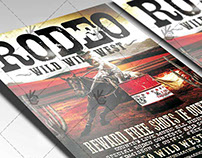Rodeo - Premium Flyer PSD Template