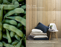 Soy Luxe an organic bedding collection