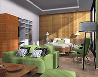 Interior Design Of Lembang Resort By: Pfarrachman
