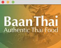 Baan Thai - Website