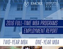 GBS Employment Report