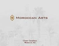 Moroccan Arts | Logo Design