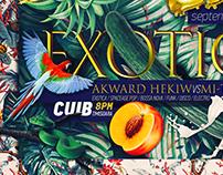 Exotica III - Poster