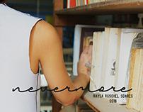 Nevermore // Projeto de moda I