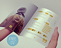 Freebies - Creative Resume